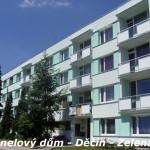 Panelový dům Děčín