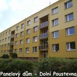 Panelový dům Dolní Poustevna