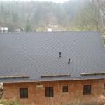 Rekonstrukce střechy Polevsko