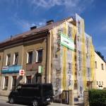 NYNÍ REALIZUJEME: Provedení zateplení fasády restaurace U Bašistů