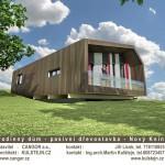 Dřevěný dům roku 2010