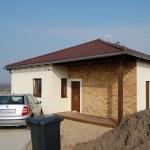 Nízkoenergetický dům Mělník