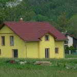 Pasivní dřevostavba - Dubnice na Českolipsku