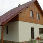 Nízkoenergetický RD - Česká Lípa