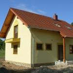 Nízkoenergetický RD - Českolipsko