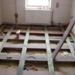Rekonstrukce bytu ve starém bytovém domě - Cvikov