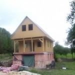 Nízkoenergetický podsklepený dům - Kamenický Šenov